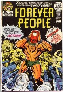 Forever People (1971 series) #5, VF (Stock photo)