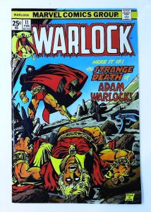 Warlock (1972 series) #11, NM- (Actual scan)