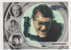 2002 James Bond 40th Anniversary Trading Card #34 Moonraker