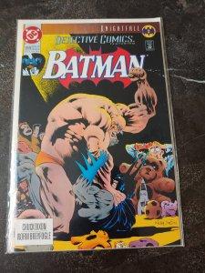 Detective Comics #659 VF/NM KNIGHTFALL PART 2