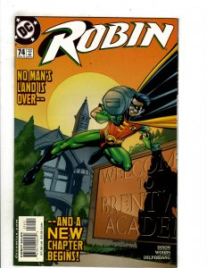 Robin #74 (2000) OF18