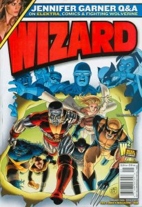 Wizard: The Comics Magazine #159A FN; Wizard | save on shipping - details inside