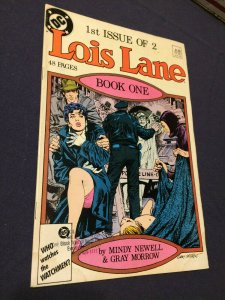 Lois Lane #1 DC Comics VF- (1986) Book One 1st Issue of 2