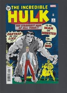 The Incredible Hulk #1: Facsimile Edition #1 (2019)