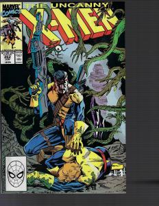 Uncanny X-Men #262 (Marvel, 1990)