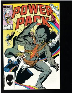 Power Pack #7 (Marvel, 1985)