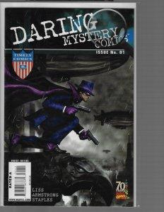 Daring Mystery Comics #1 (Marvel, 2009)