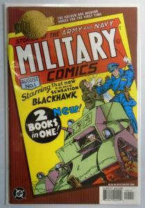 Millennium Edition Military Comics #1, 8.0/VF (2000)