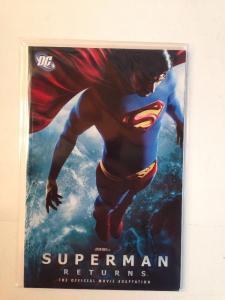Superman Returns Movie Adaption Tpb Near Mint