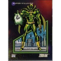 1992 Marvel Universe Series 3 ZODIAK #102