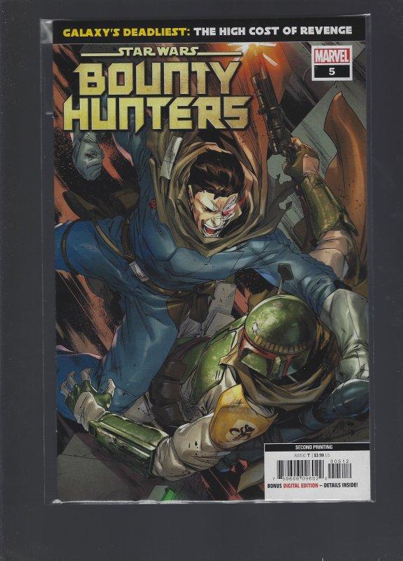 Bounty Hunters #5 Variant (2020)