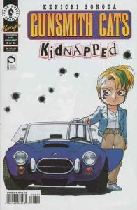 Gunsmith Cats: Kidnapped #8 VF/NM; Dark Horse | save on shipping - details insid