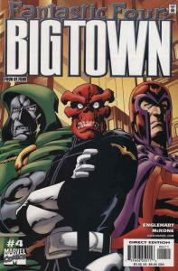 Big Town (Marvel) #4 VF/NM; Marvel | save on shipping - details inside