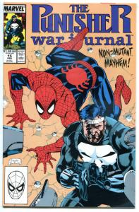 PUNISHER WAR JOURNAL #12 13 14 15, NM, Jim Lee, Spider-Man, more Marvel in store