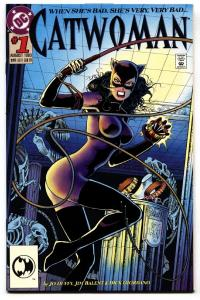 Catwoman #1 1993-Comic Book-First issue-DC-Batman