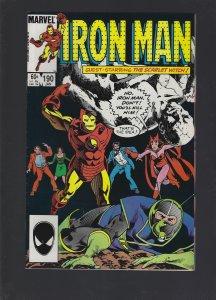 Iron Man #190 (1985)
