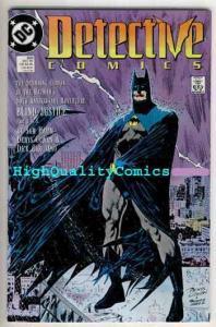 DETECTIVE #600, VF+, Batman, Neal Adams, 1989, Gotham City, more BM in store