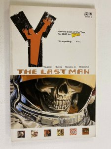 Y the Last Man #3 DC / Vertigo 2nd Print 6.0 FN (2004)