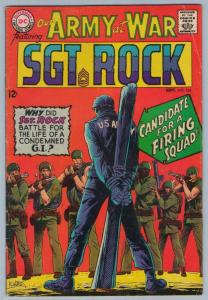 Our Army at War 184 Sep 1967 VG+ (4.5)