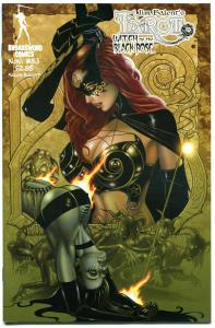TAROT WITCH of the Black Rose #83, NM, Jim Balent, 2000, Holly Golightly