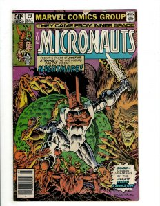 12 The Micronauts Marvel Comics # 29 30 31 32 33 34 35 36 37 38 39 51 NP14