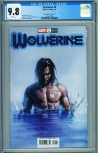 Wolverine #1 CGC 9.8 2020  Dell'Otto variant cover A 3715312025
