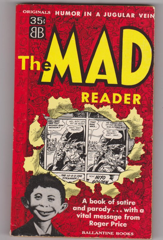 Mad Reader 9thEdition
