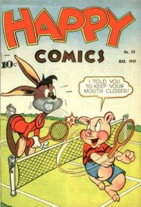 Happy Comics #30 FAIR; Standard   low grade comic - save on shipping - details i
