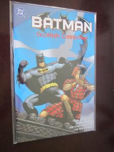 Batman Scottish Connection (1998) #1 - 9.0 VF - 1998