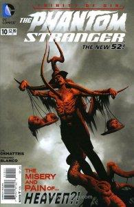 Phantom Stranger (3rd Series) #10 VF/NM; DC | save on shipping - details inside