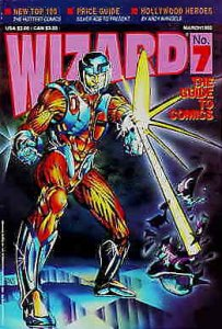 Wizard: The Comics Magazine #7A FN; Wizard | save on shipping - details inside