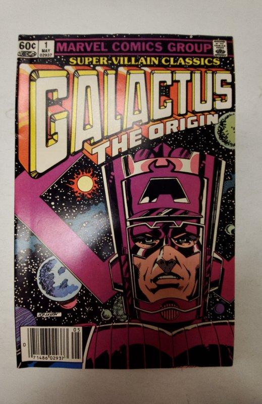 Super-Villain Classics #1 (1983) NM Marvel Comic Book J667