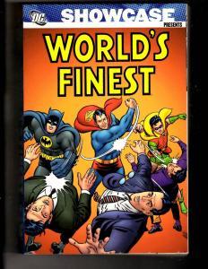 Showcase Presents World's Finest Vol # 3 DC Comics TPB Graphic Novel Comic TD3