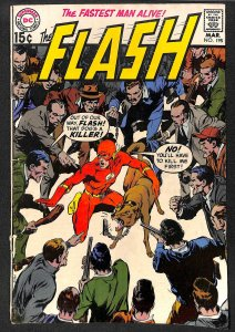 The Flash #195 (1970)