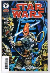 STAR WARS #4, NM+, Prelude to Rebellion, Jan Strnad, 1998, more SW in store