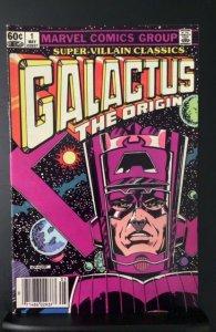 Super-Villain Classics #1 (1983)