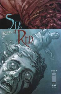 Sea of Red #3 VF/NM; Image | save on shipping - details inside