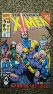 The Uncanny X-Men #280 (1991) VF-NM