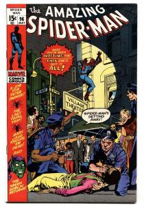 AMAZING SPIDER-MAN #96 comic book -DRUG ISSUE-GREEN GOBLIN NM-