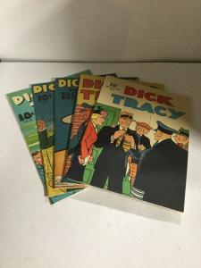 Dick Tracy Chicago Tribune Reprints 3 4 8 11 13 Oversized B16