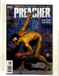 Lot of 10 Preacher Veritgo DC Comic Books #57 58 59 60 61 62 63 64 65 66 HY3