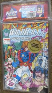 Treat Pedigree, WildC.A.T.s  Limited Edition Collector's Pack No. 061355