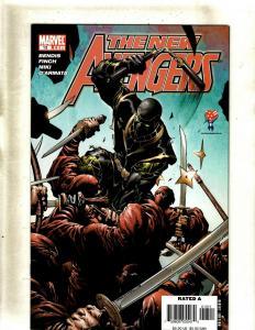12 New Avengers Marvel Comic Books #13 14 15 16 17 18 19 20 21 22 23 25 HY7
