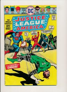 DC Comics Justice League America #127, 1976  ~ VG (PF483)
