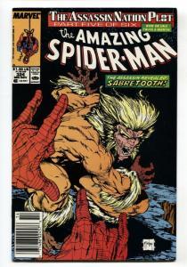 AMAZING SPIDER-MAN #324 1989-MARVEL COMICS MCFARLANE NM-