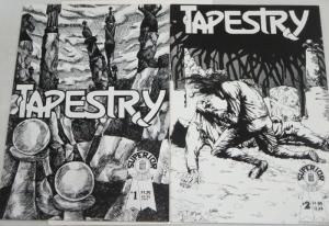 TAPESTRY (1993 SUPERIOR JUNK) 1-2 THE SET!