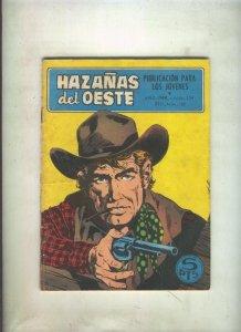 Hazañas del Oeste numero 154: Un vagabundo (Lopez Espi)