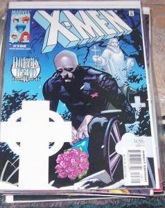 X-Men #108 (Jan 2001, Marvel) dreams end part 4 professor x- wolverine