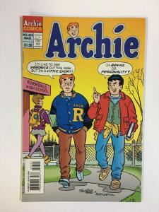 ARCHIE  (1942-     )433 VF-NM  Mar 1995 COMICS BOOK
