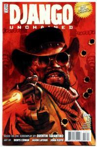 Django Unchained #3 (DC, 2013) NM